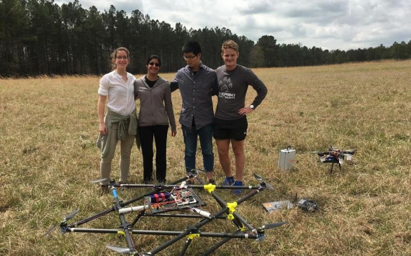 XPRIZE drone