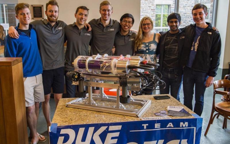 Duke Robotics group